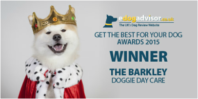 eDogAdvisor Awards 2015 Winner
